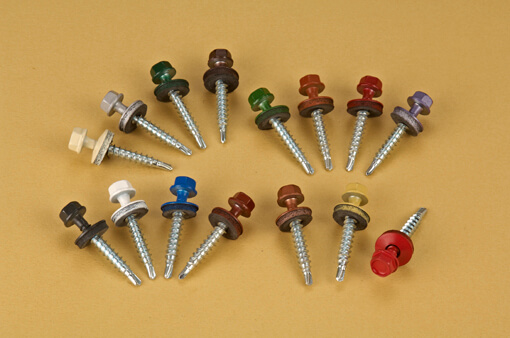 NEW THREAD ROLLING SCREWS (TRILOBULAR)