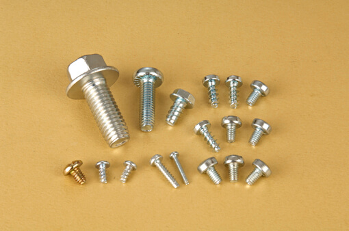 SELF DRILL TEK SCREWS