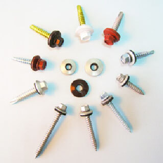 NEW ROOFING SCREWS